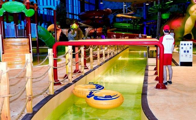 Официальный сайт аквапарка «Планета» в Уфе