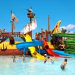 Port Aventura детский пляж