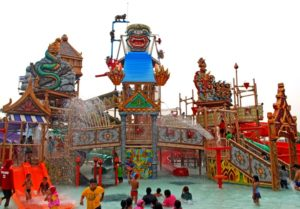 Ramayana водные аттракционы