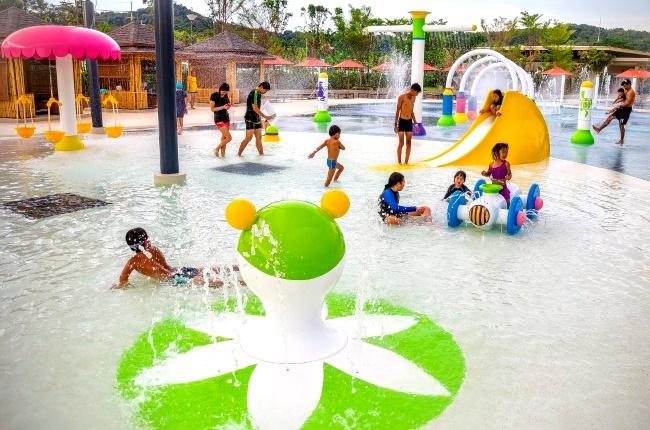 аквапарк Рамаяна бассейн для детей