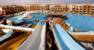 Аквапарк Regency Plaza в Шарм-Эль-Шейхе