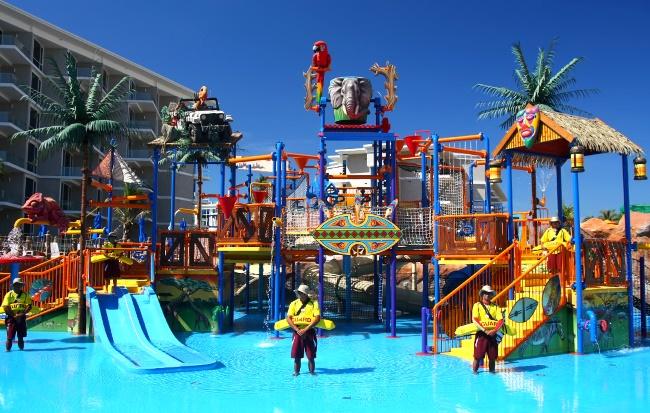 Splash Jungle аквапарк Пхукета