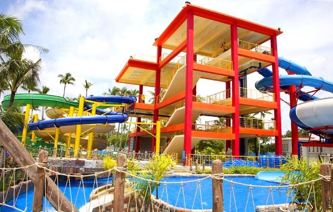 Splash-Jungle аквапарк в Тайланде