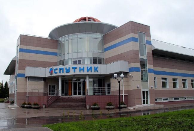 """Аквапарк """"Спутник"""" в Мирном, Архангельская область"""