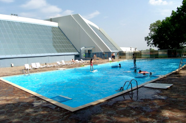 Аквапарк «Виктория» в Самаре на территории развлекательного комплекса «Московский»