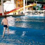 аквапарк в Самаре Виктория, бассейн с волнами