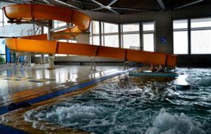 В Николаеве аквапарк «Водолей»
