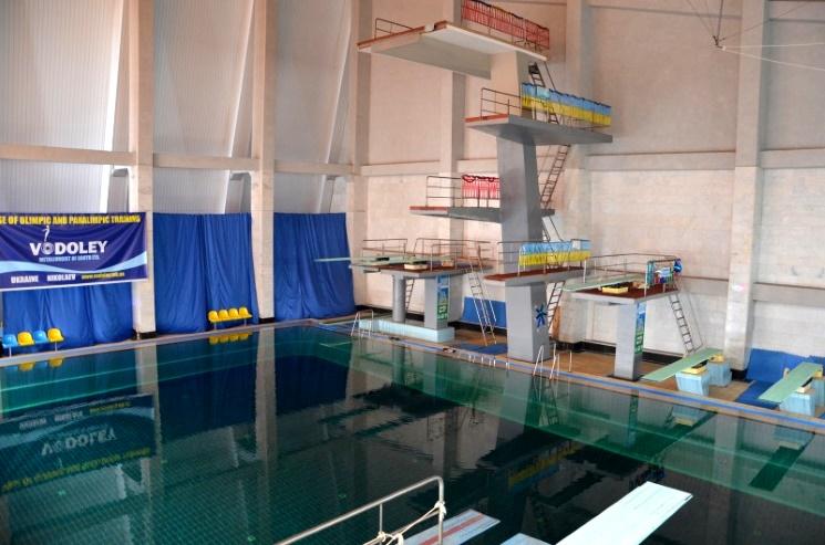 Николаев аквапарк «Водолей»