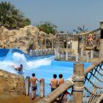 """Название аквапарка в Дубае, Wild Wadi, примерно переводится как """"заброшенное русло реки"""""""