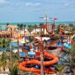 аквапарк Wild Wadi в Дубае в районе Джумейра