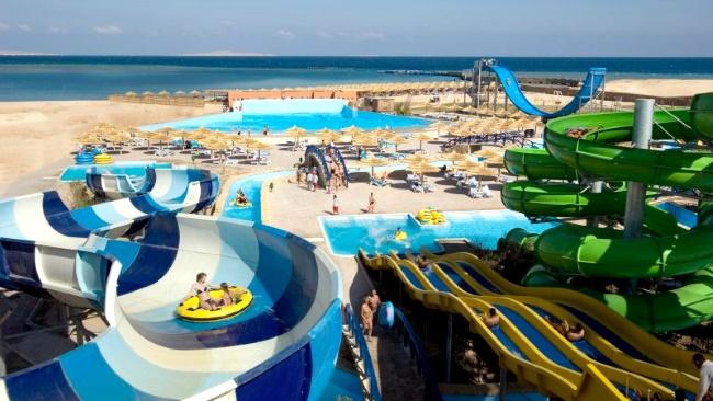 отель Хургады с аквапарком Titanic Palace Resort & Spa 5*