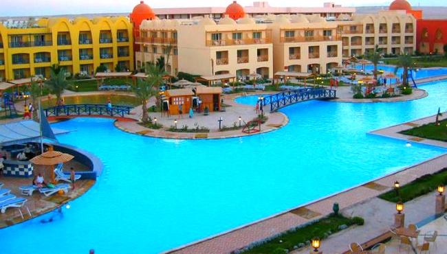 Хургада отель с аквапарком 5 звезд