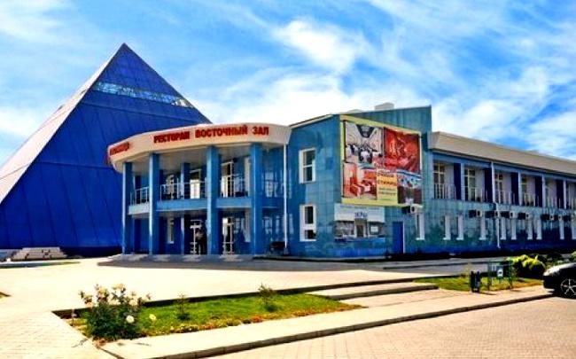 """Аквапарк """"21 век"""" в Волжском (Волгоград)"""