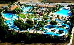 Аквапарк на Кипре « Афродита»