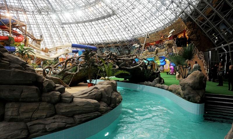 Донецк аквапарк