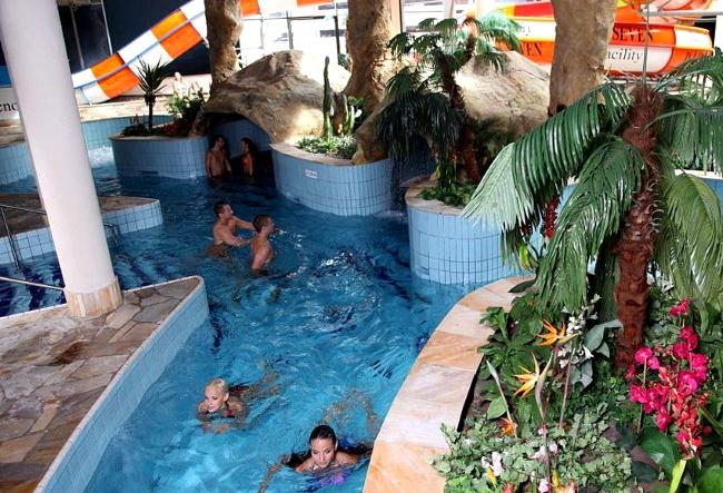 """аквапарк Праги """"Aquapalace Praha"""""""