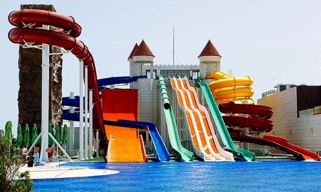 Baku Dalga Beach Aquapark