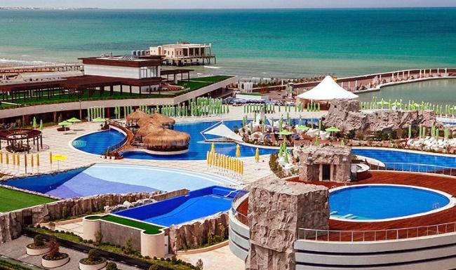 Dalga Beach Aquapark Baku