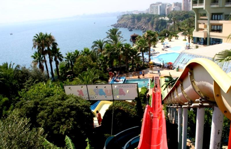 Dedeman Aquapark Antalya в Турции