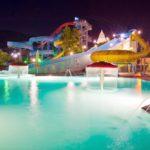 "аквапарк Туапсе ""Дельфин"" , вечеринки и дискотеки"