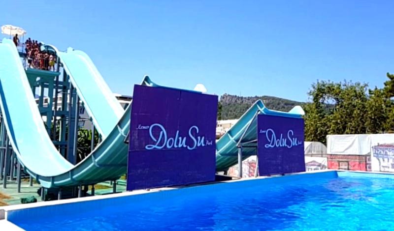 Аквапарк Долу Су Парк в Кемере, Турция