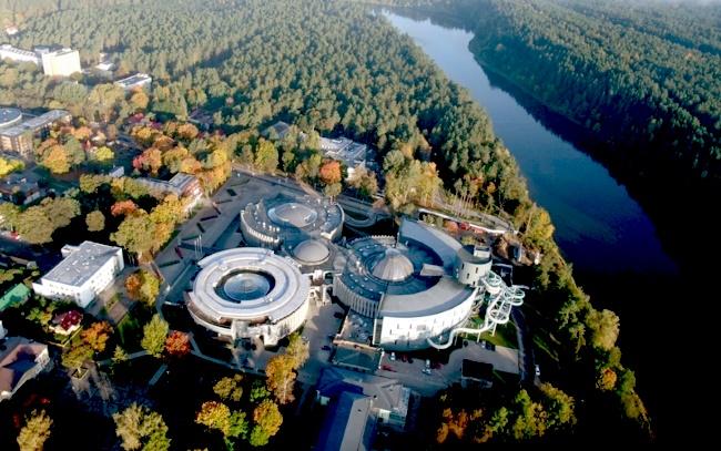 Аквапарк в Друскининкай, Литва