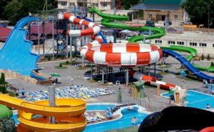 Туапсе, Джубга аквапарк