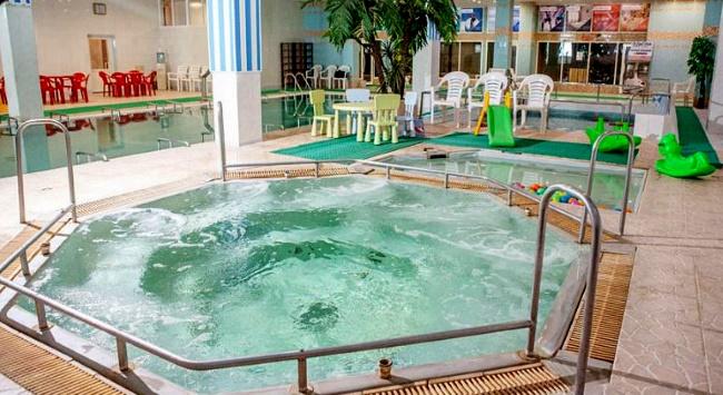аквапарк «Лагуна» Костанай