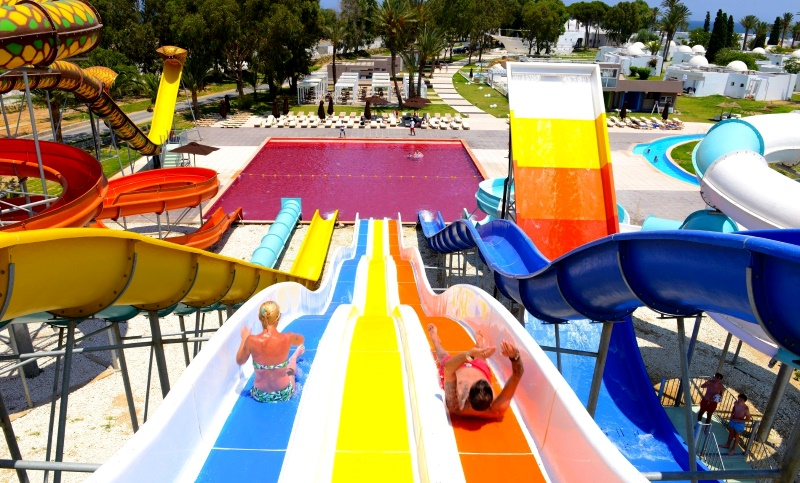 One Resort Monastir Аквапарк