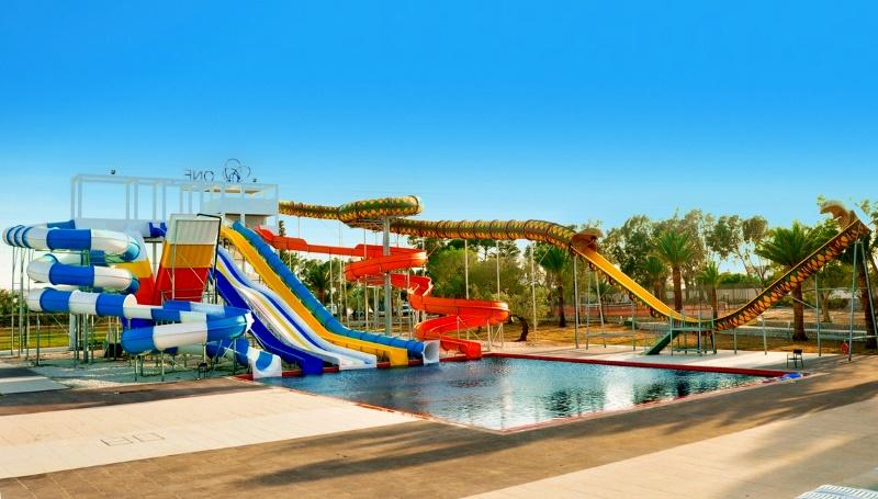 One Resort Monastir Аквапарк в Тунисе