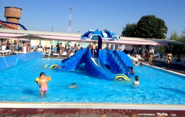 Для детей аквапарк в Гулькевичи