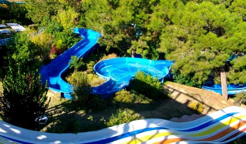 Отель в Алании с аквапарком 5 звезд