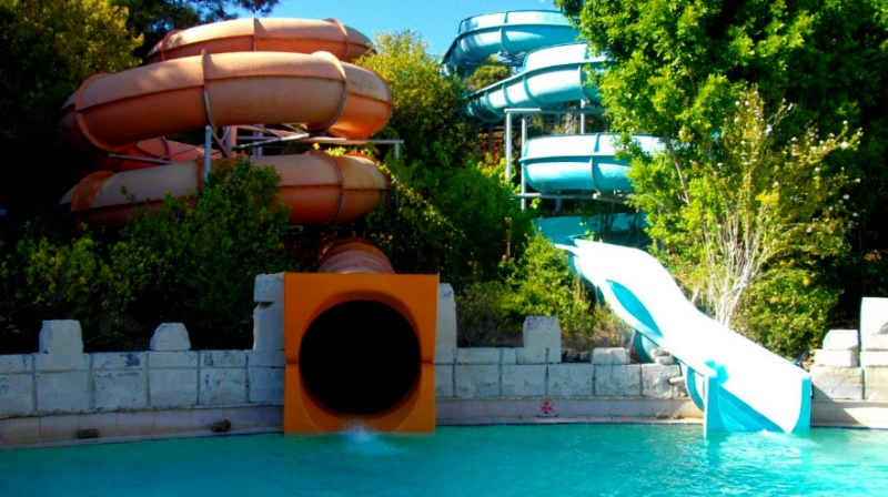 """""""Water Planet"""" аквапарк в Алании"""