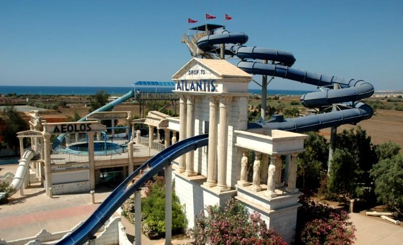 "Аквапарк ""WaterWorld"" Кипр"