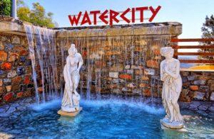 """Аквапарк на Крите """"Water City"""","""