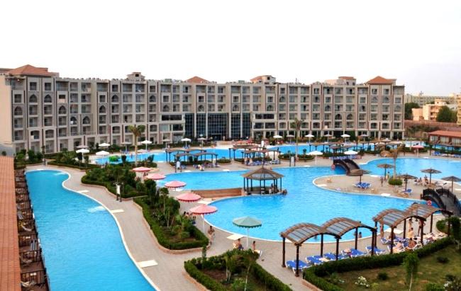 """Аквапарк """"Mirage Aqua Park"""" в Хургаде"""