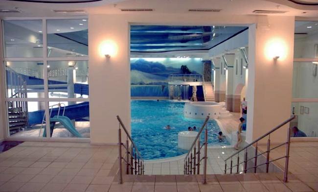 Волжские дали аквапарк в Саратове